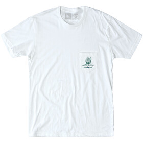 Hippy Tree Grovewood T-shirt Heren, white